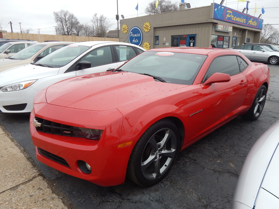 2013 Chevrolet Camaro  - Premier Auto Group