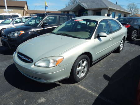 2003 Ford Taurus SES Standard Fleet for Sale  - 155580A  - Premier Auto Group