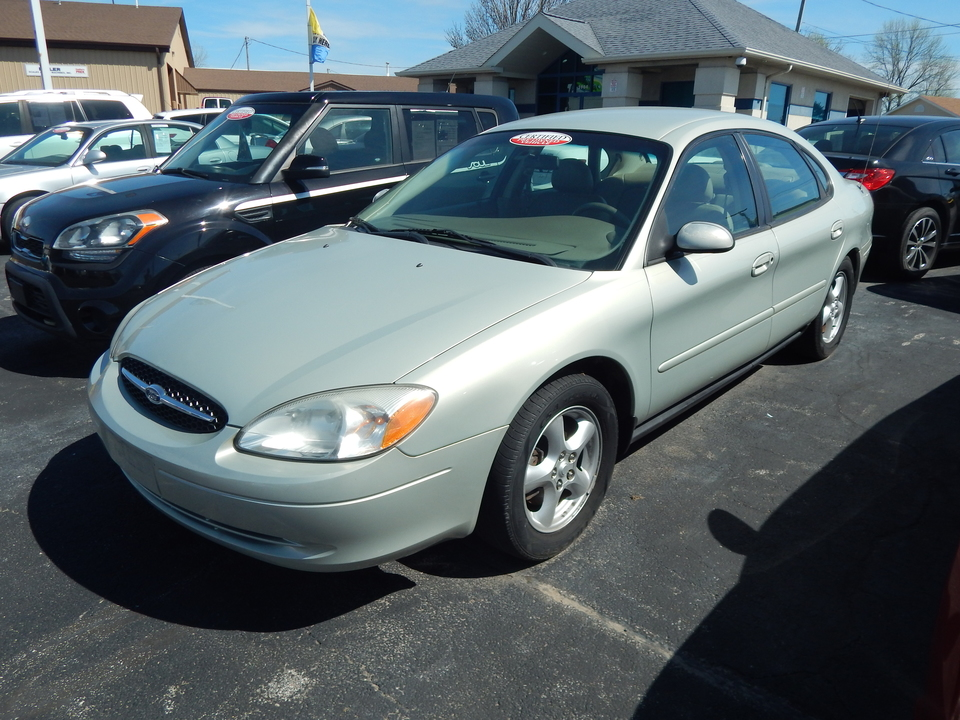 2003 Ford Taurus  - Premier Auto Group