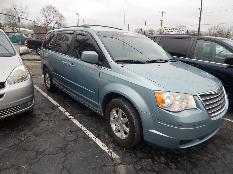 2008 Chrysler Town & Country Touring  - 836110  - Premier Auto Group