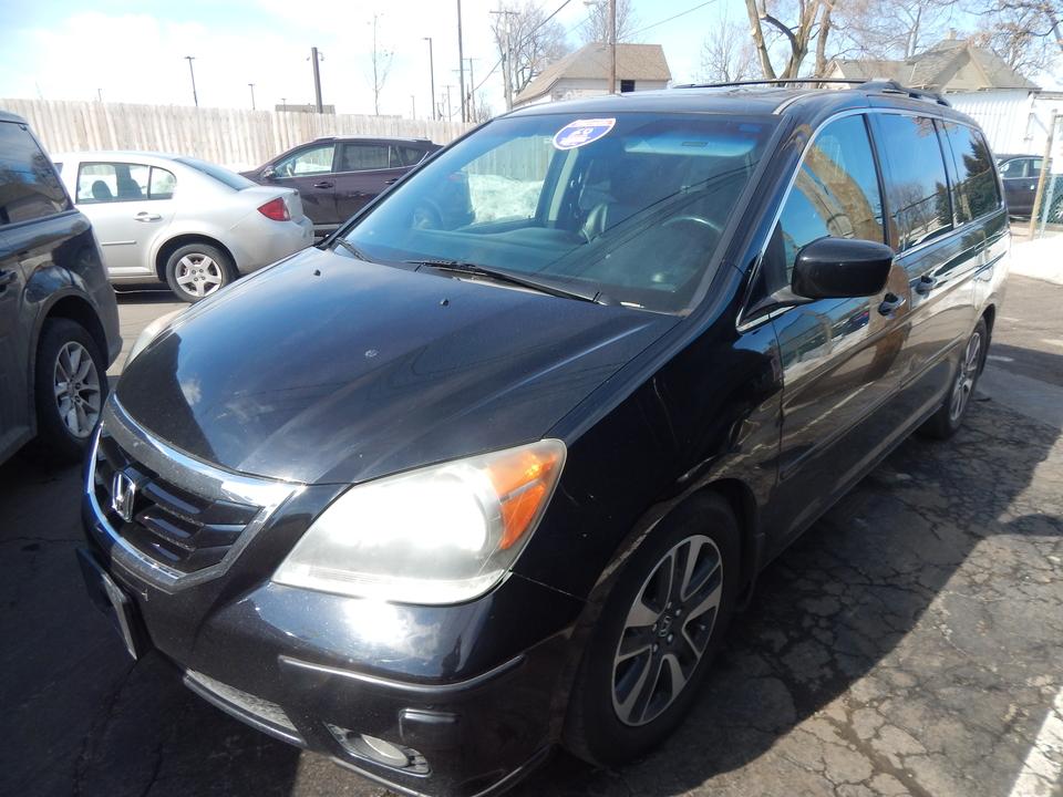 2008 Honda Odyssey  - Premier Auto Group