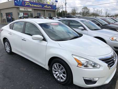 2015 Nissan Altima 2.5 S for Sale  - 379360  - Premier Auto Group
