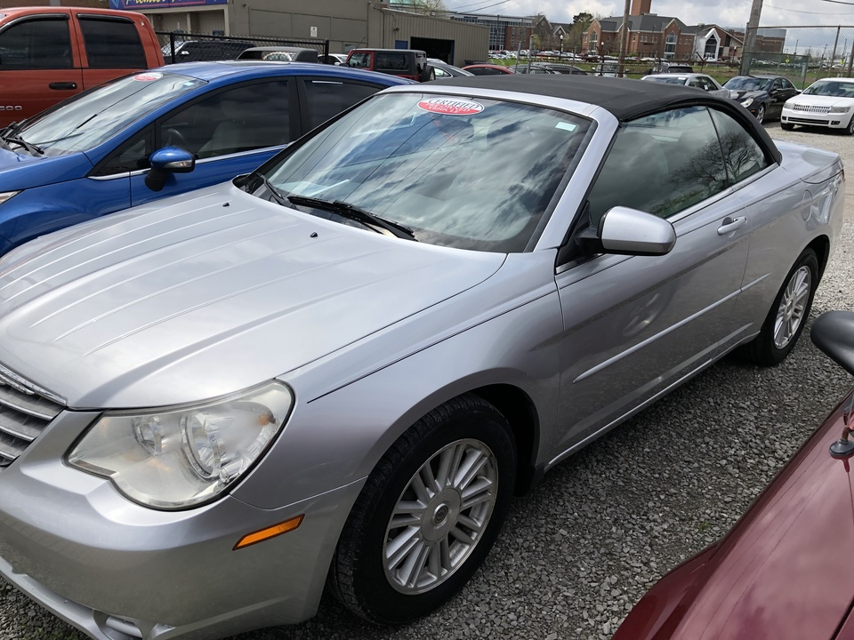 2008 Chrysler Sebring  - Premier Auto Group