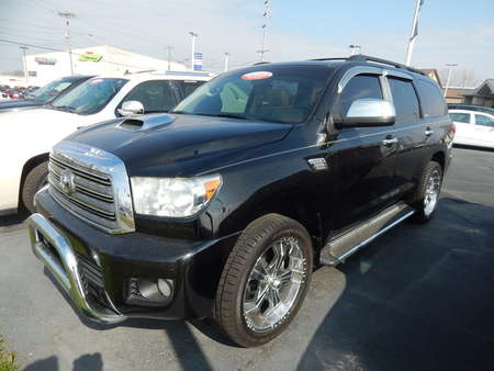 2008 Toyota Sequoia Ltd for Sale  - 014050  - Premier Auto Group