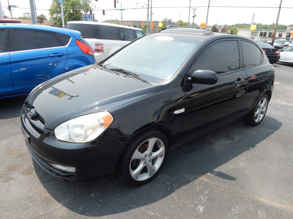 2010 Hyundai Accent  - Premier Auto Group