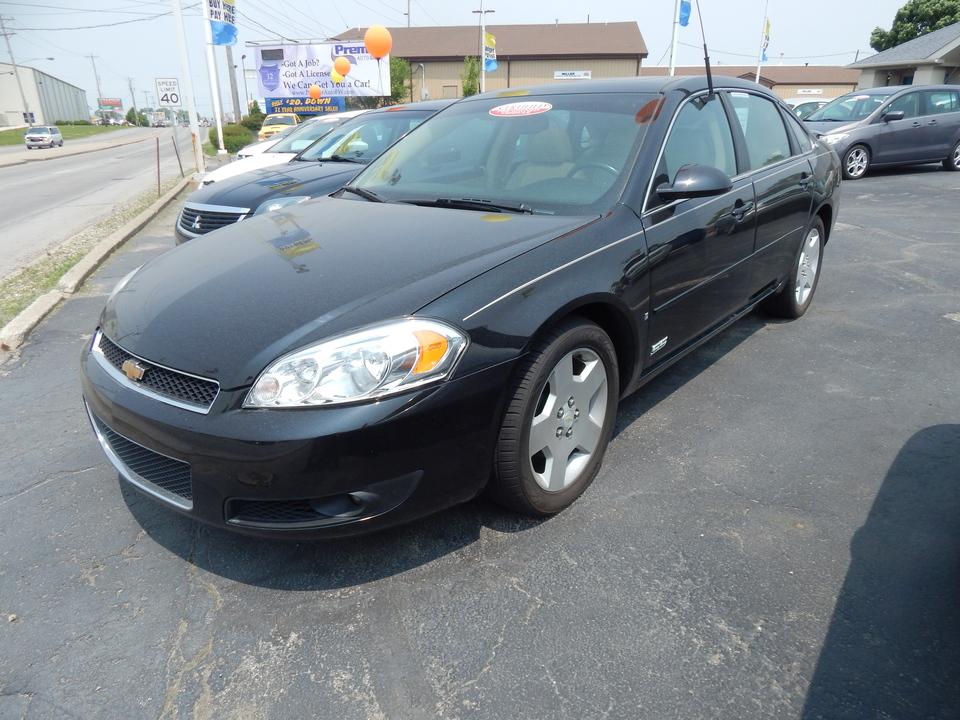 2006 Chevrolet Impala  - Premier Auto Group