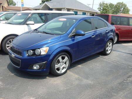 2013 Chevrolet Sonic LTZ for Sale  - 154718  - Premier Auto Group