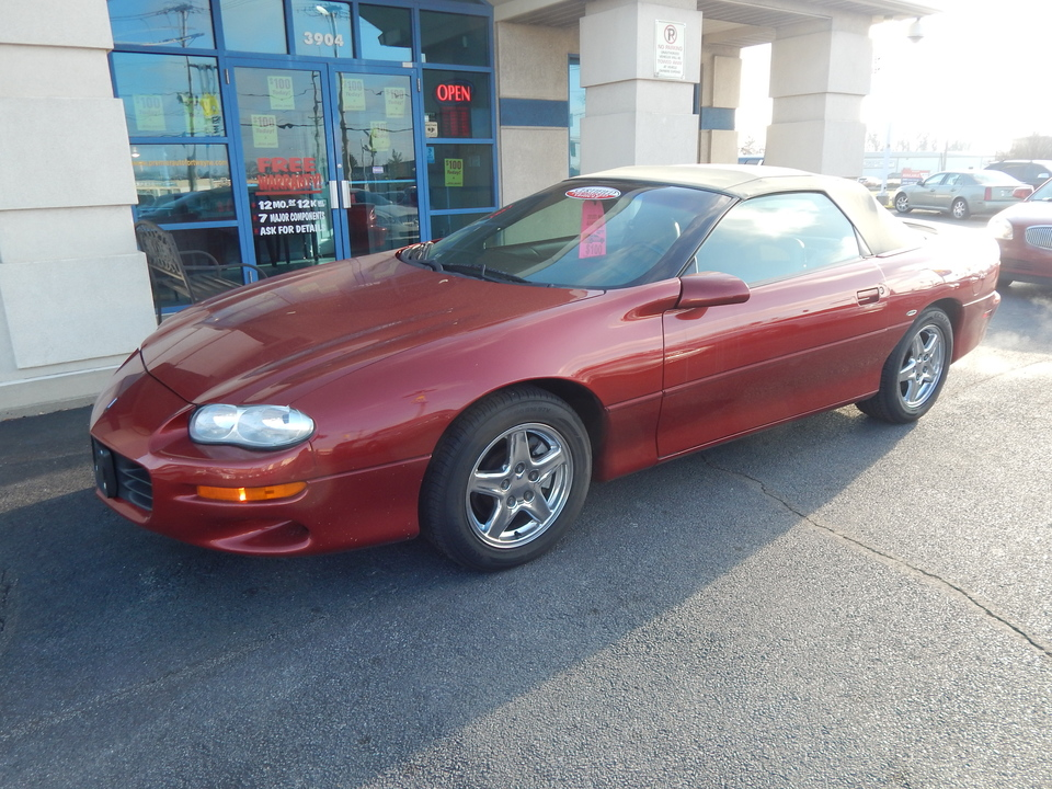 1998 Chevrolet Camaro  - Premier Auto Group
