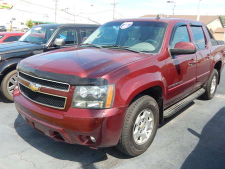 2008 Chevrolet Avalanche LT w/1LT for Sale  - 216119  - Premier Auto Group