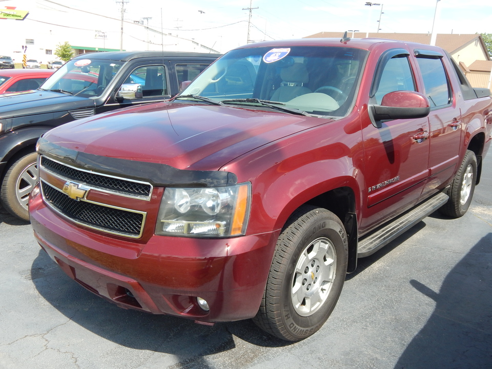 2008 Chevrolet Avalanche  - Premier Auto Group