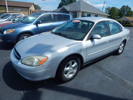 2003 Ford Taurus SES Standard for Sale  - 240115  - Premier Auto Group