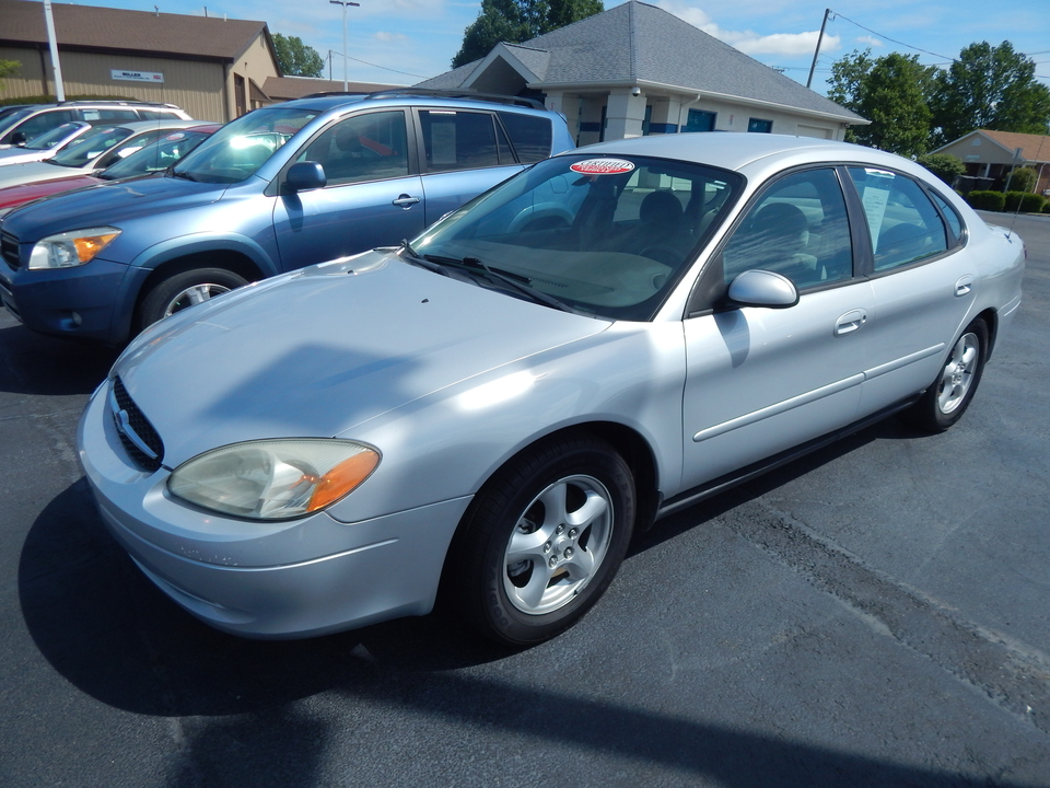 2003 Ford Taurus SES Standard  - 240115  - Premier Auto Group