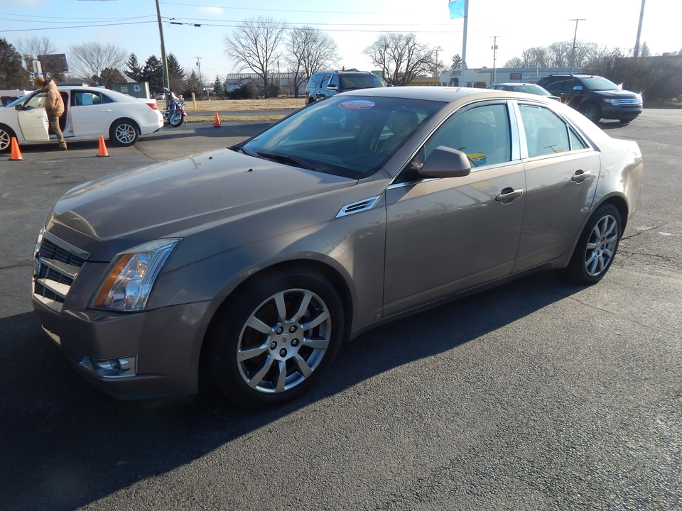 2008 Cadillac CTS  - Premier Auto Group