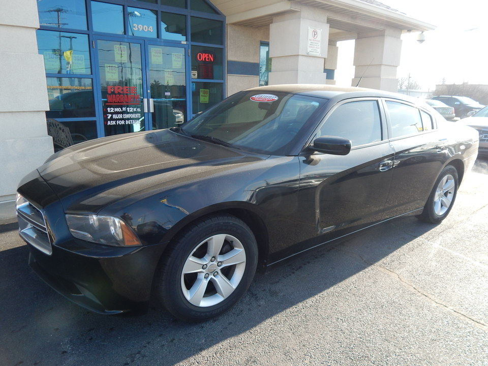 2012 Dodge Charger  - Premier Auto Group
