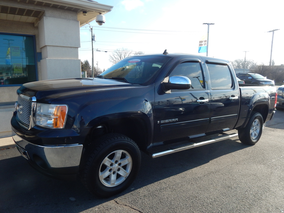 2008 GMC Sierra 1500  - Premier Auto Group