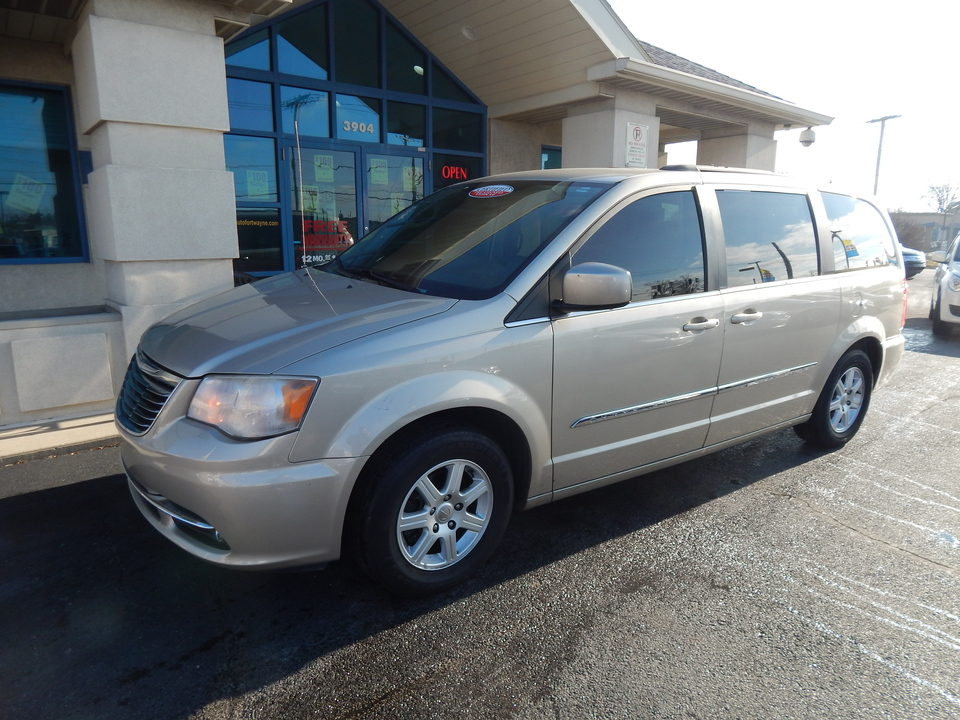 2012 Chrysler Town & Country  - Premier Auto Group