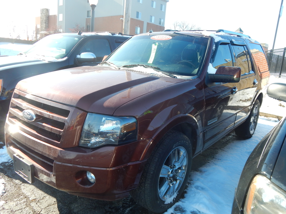 2008 Ford Expedition Limited  - A46186  - Premier Auto Group