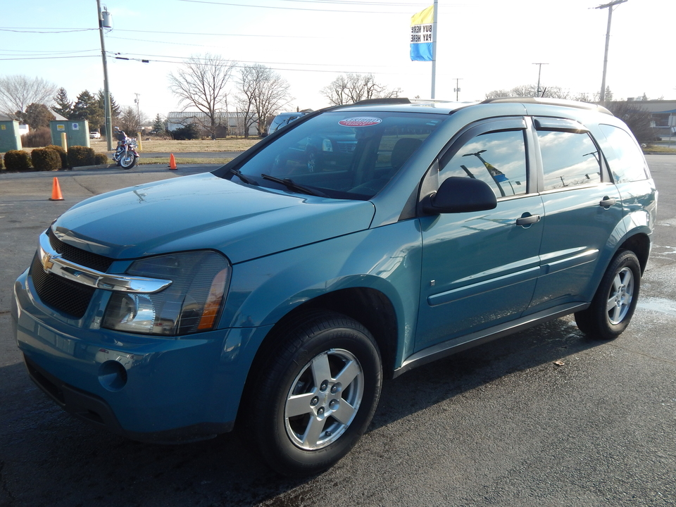 2008 Chevrolet Equinox  - Premier Auto Group