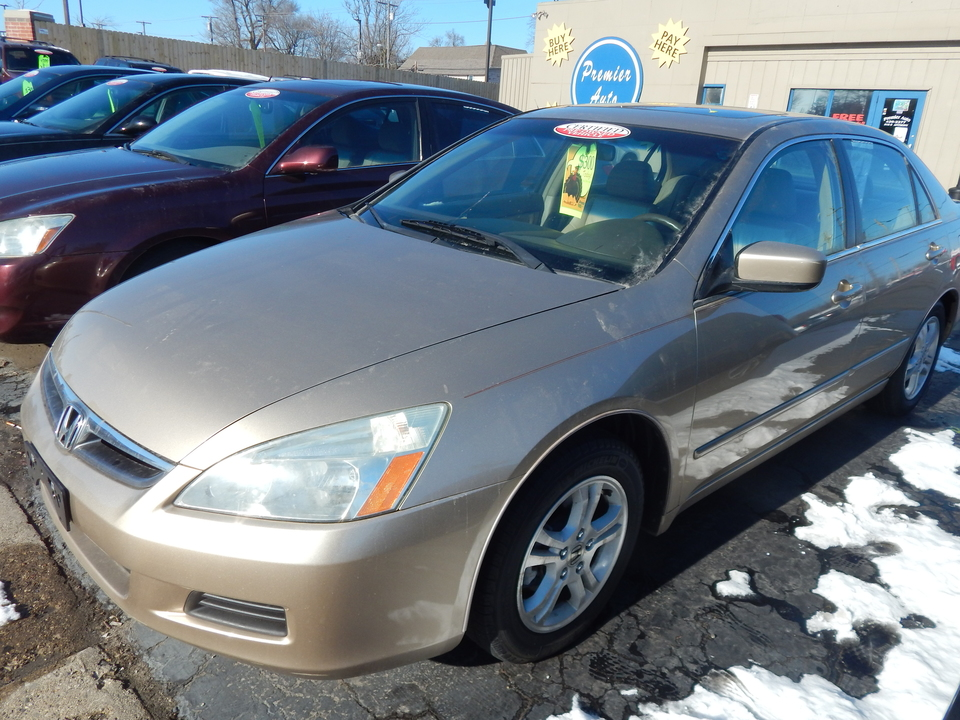 2006 Honda Accord EX-L  - 029391  - Premier Auto Group