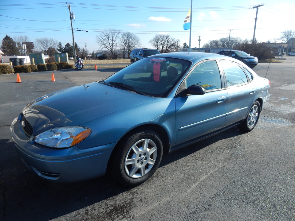 2006 Ford Taurus  - Premier Auto Group