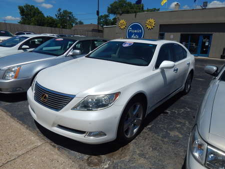 2009 Lexus LS 460  for Sale  - 089952  - Premier Auto Group