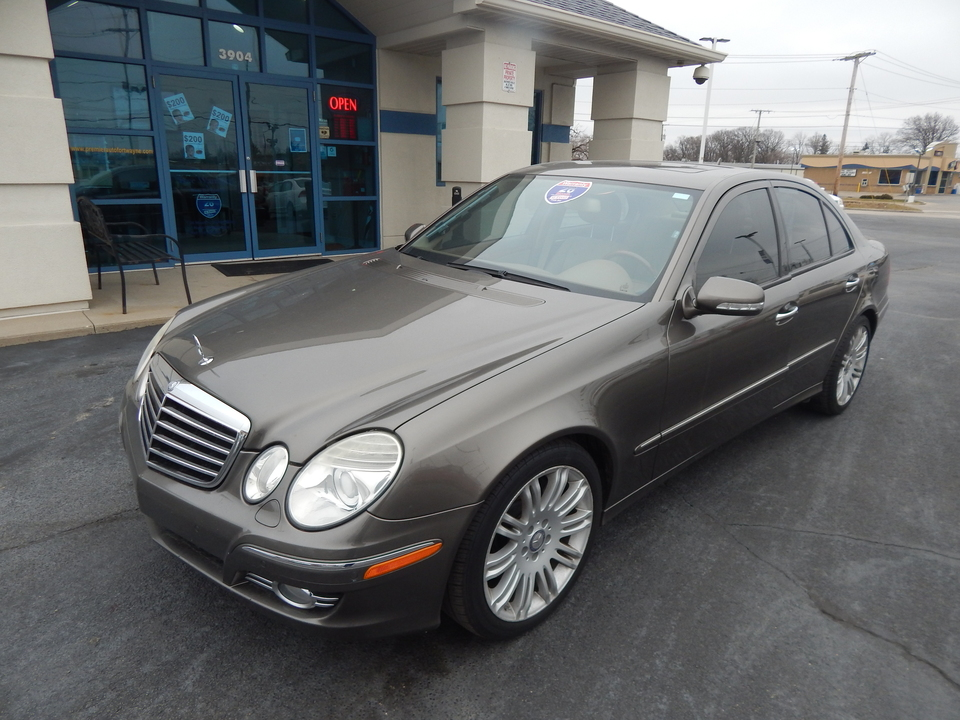 2008 Mercedes-Benz E-Class Sport 3.5L  - 191715  - Premier Auto Group