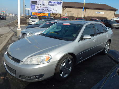 2008 Chevrolet Impala SS for Sale  - 324597  - Premier Auto Group