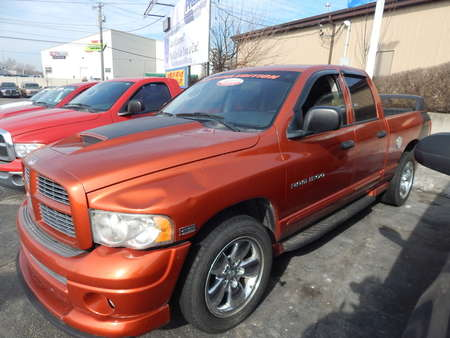 2005 Dodge Ram 1500 SLT for Sale  - 586398A  - Premier Auto Group