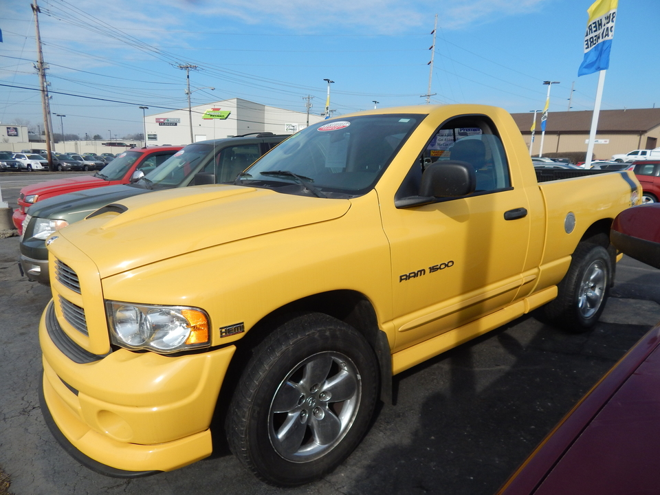 2004 Dodge Ram 1500  - Premier Auto Group