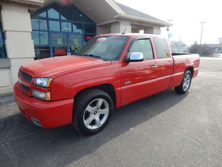 2003 Chevrolet Silverado SS  for Sale  - 392337  - Premier Auto Group