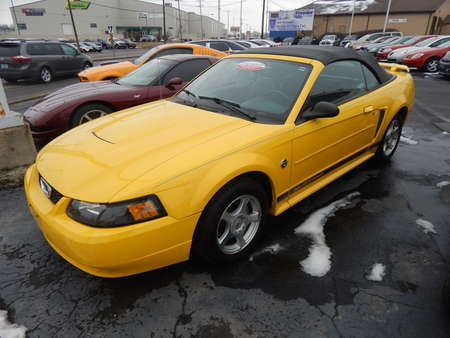 2004 Ford Mustang Deluxe for Sale  - 214011  - Premier Auto Group