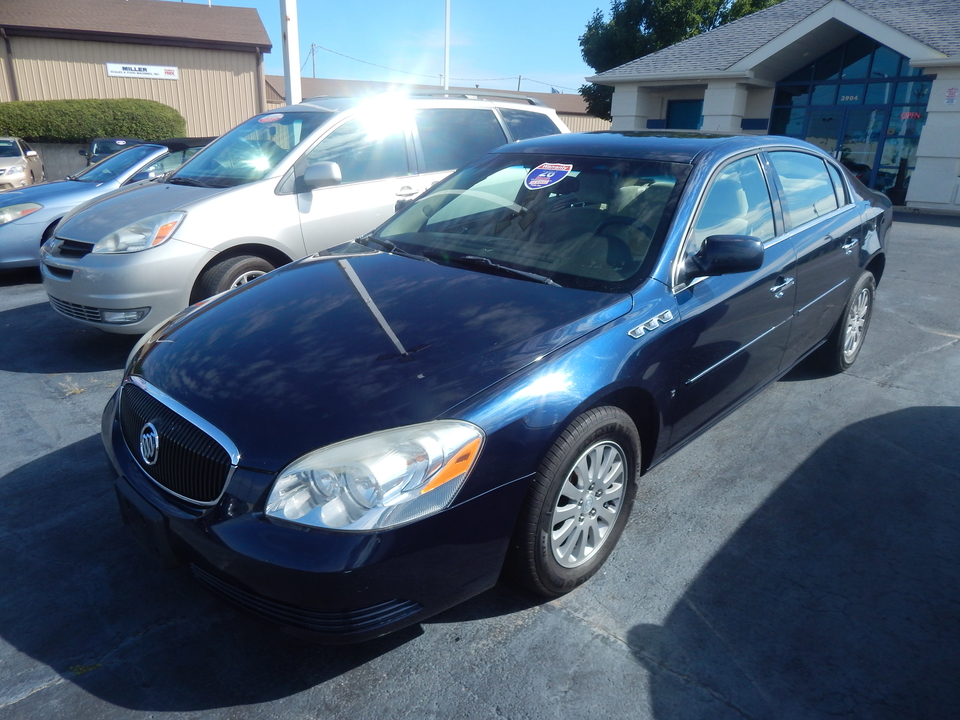 2007 Buick Lucerne CX  - 205200  - Premier Auto Group