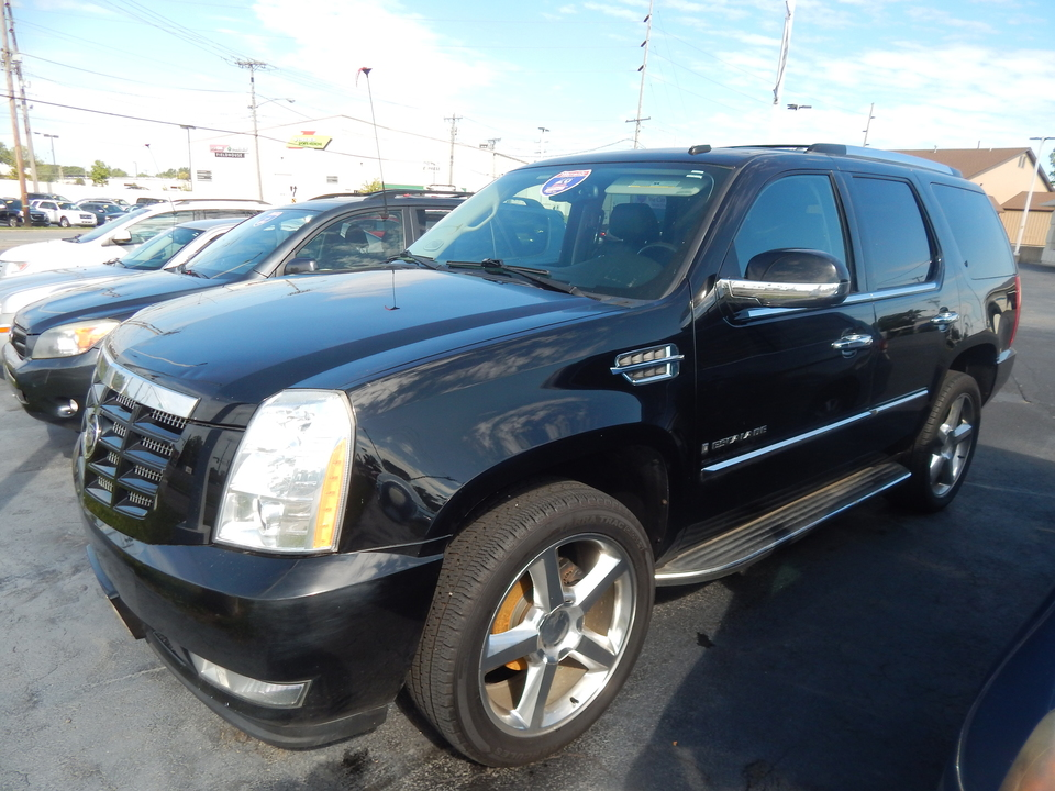 2008 Cadillac Escalade  - 216214  - Premier Auto Group
