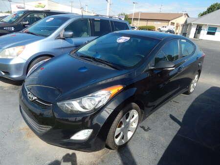 2012 Hyundai Elantra Limited PZEV for Sale  - h107153  - Premier Auto Group