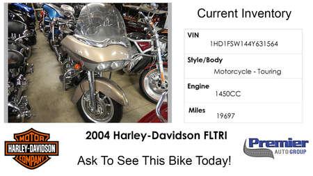 2004 Harley-Davidson FLH  for Sale  - 631564  - Premier Auto Group