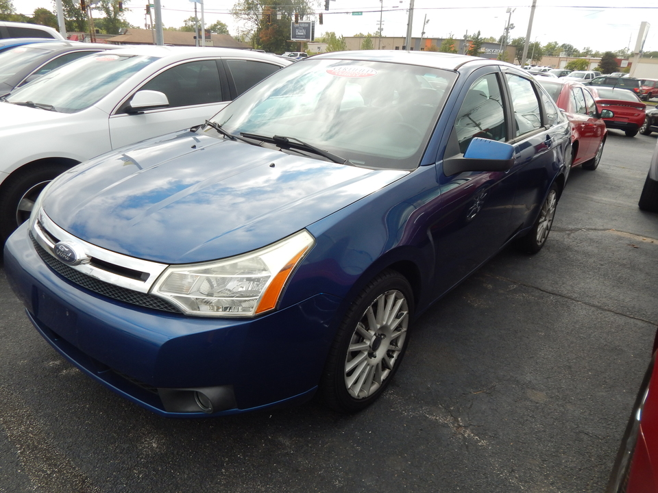 2009 Ford Focus  - Premier Auto Group