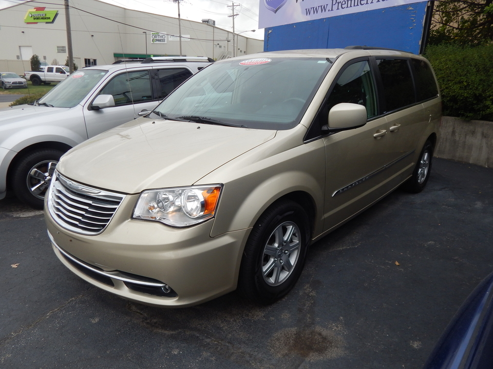 2011 Chrysler Town & Country  - Premier Auto Group