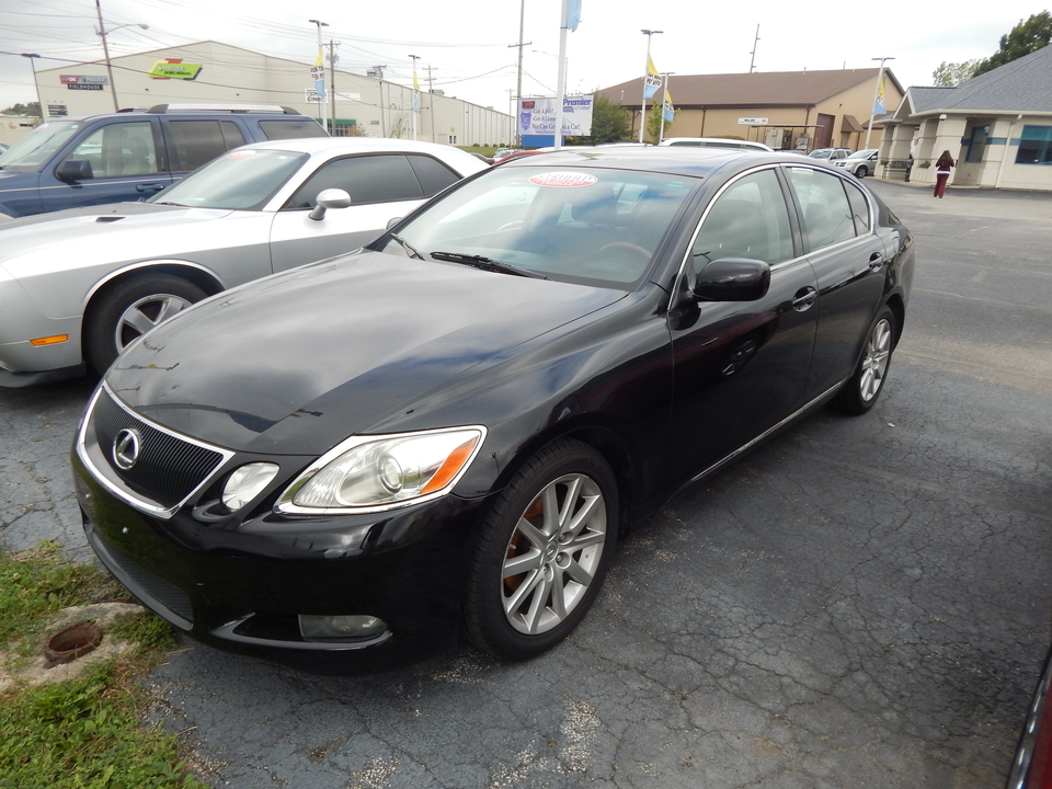 2006 Lexus GS 300  - Premier Auto Group