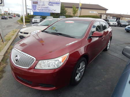 2011 Buick LaCrosse CX for Sale  - 157380  - Premier Auto Group