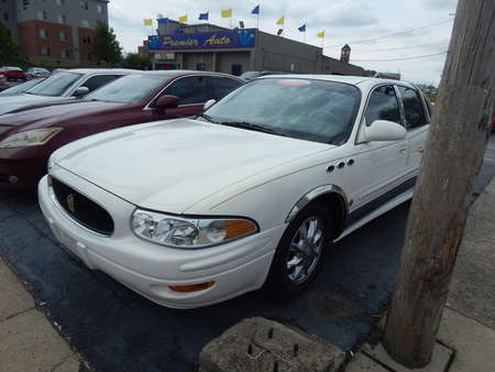 2005 Buick LeSabre Limited for Sale  - 277821  - Premier Auto Group