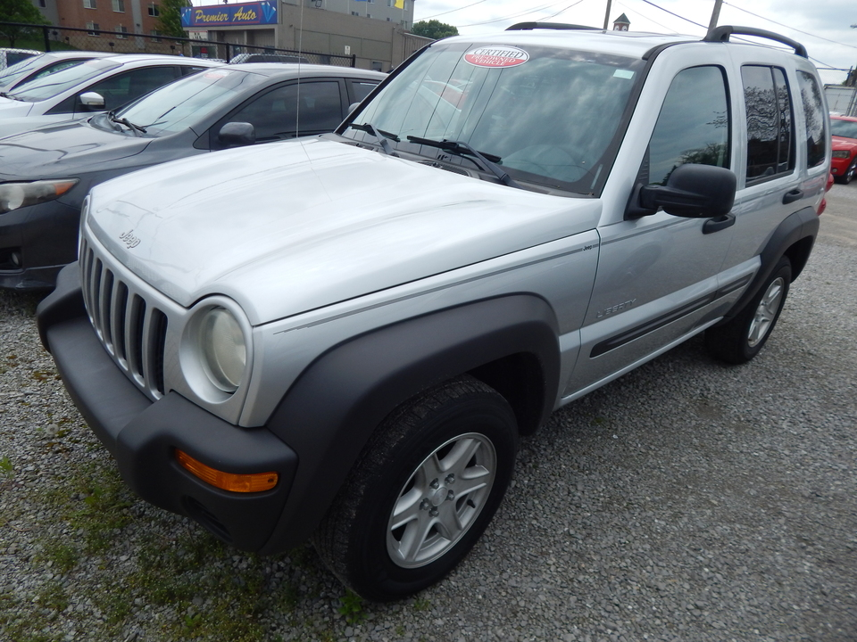 2004 Jeep Liberty  - Premier Auto Group