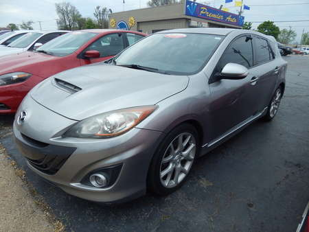 2011 Mazda Mazda3 Mazdaspeed3 Sport for Sale  - 471486A  - Premier Auto Group