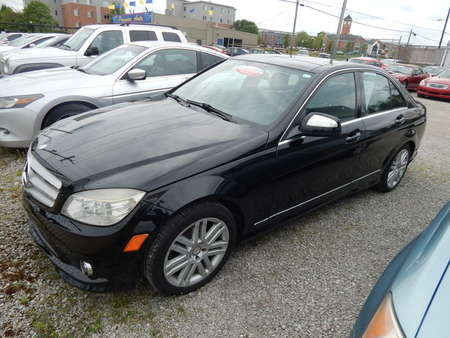 2008 Mercedes-Benz C-Class 3.0L Luxury for Sale  - 059714  - Premier Auto Group