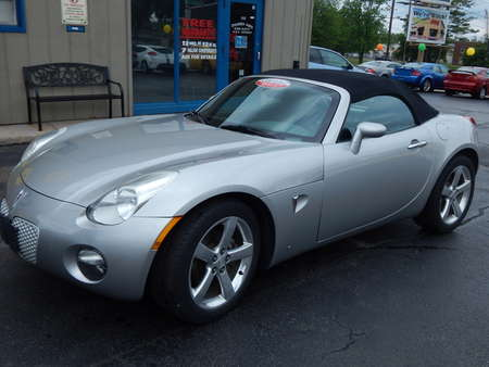 2006 Pontiac Solstice  for Sale  - 000674  - Premier Auto Group