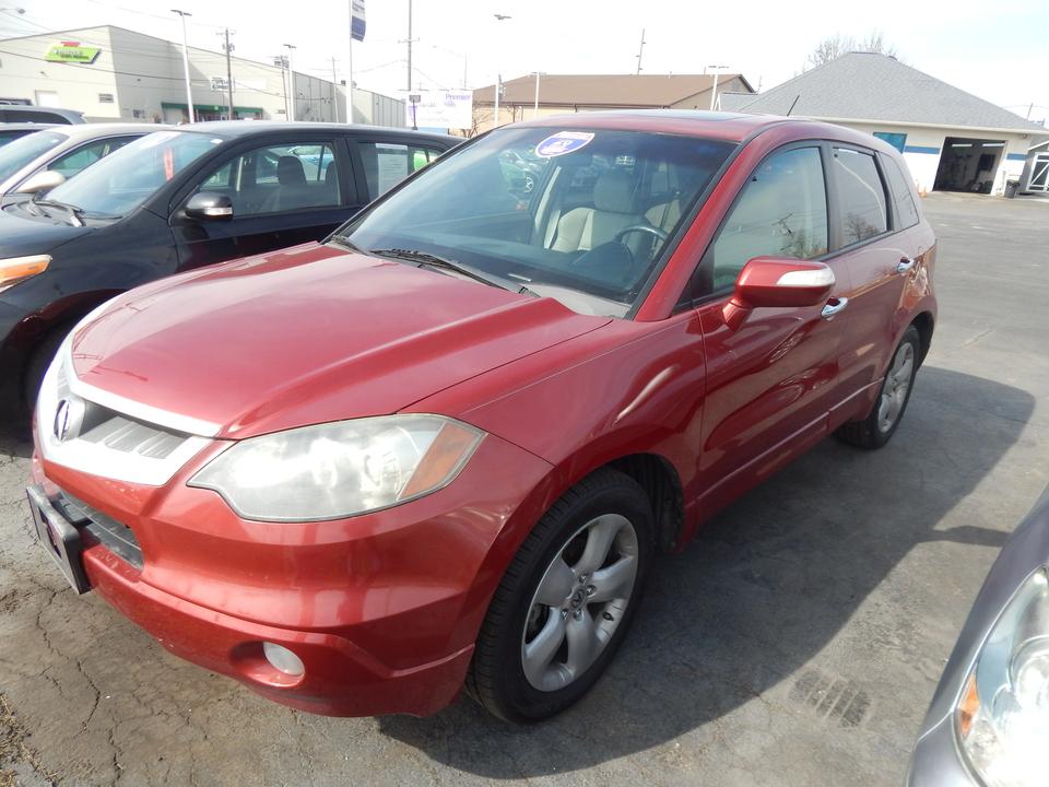 2007 Acura RDX  - 023549  - Premier Auto Group