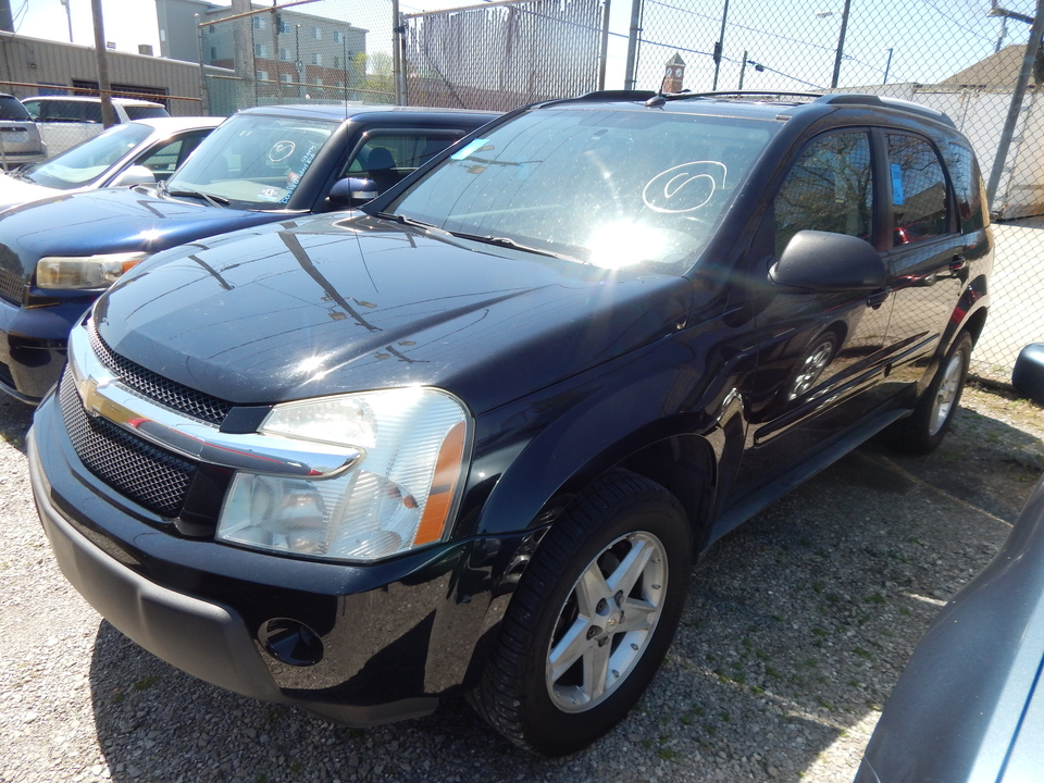 2005 Chevrolet Equinox LT  - 153795  - Premier Auto Group