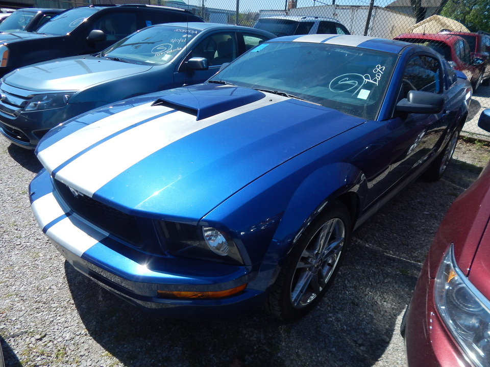 2007 Ford Mustang Deluxe  - 334468  - Premier Auto Group