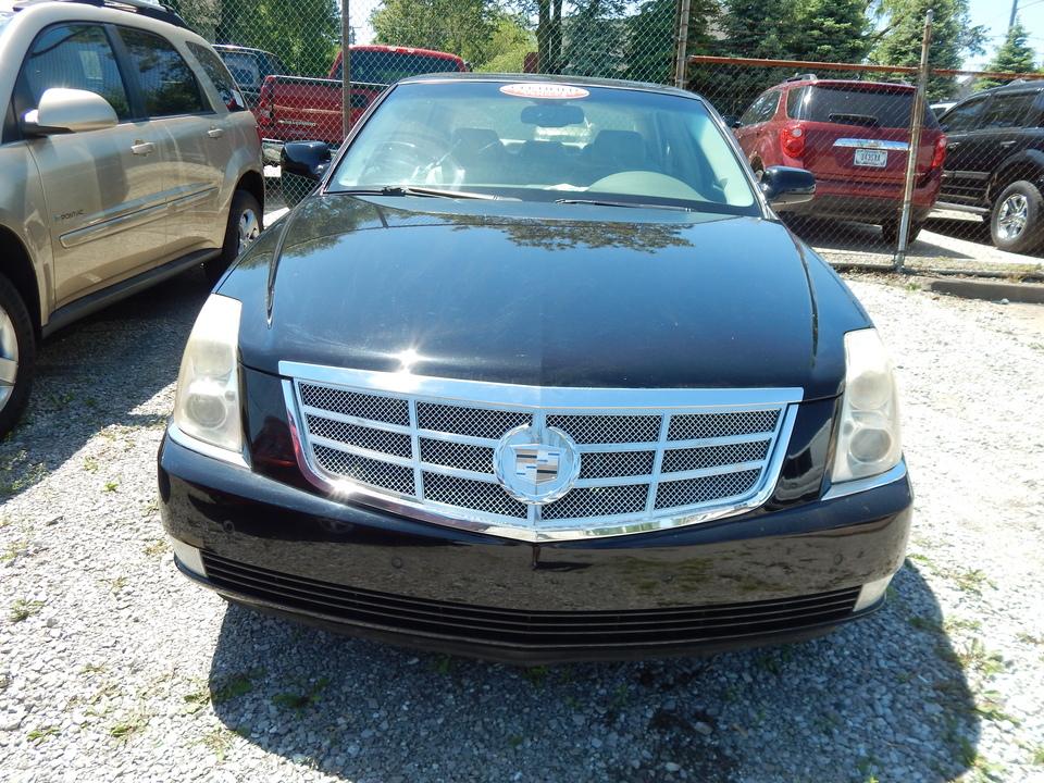 2007 Cadillac DTS  - Premier Auto Group