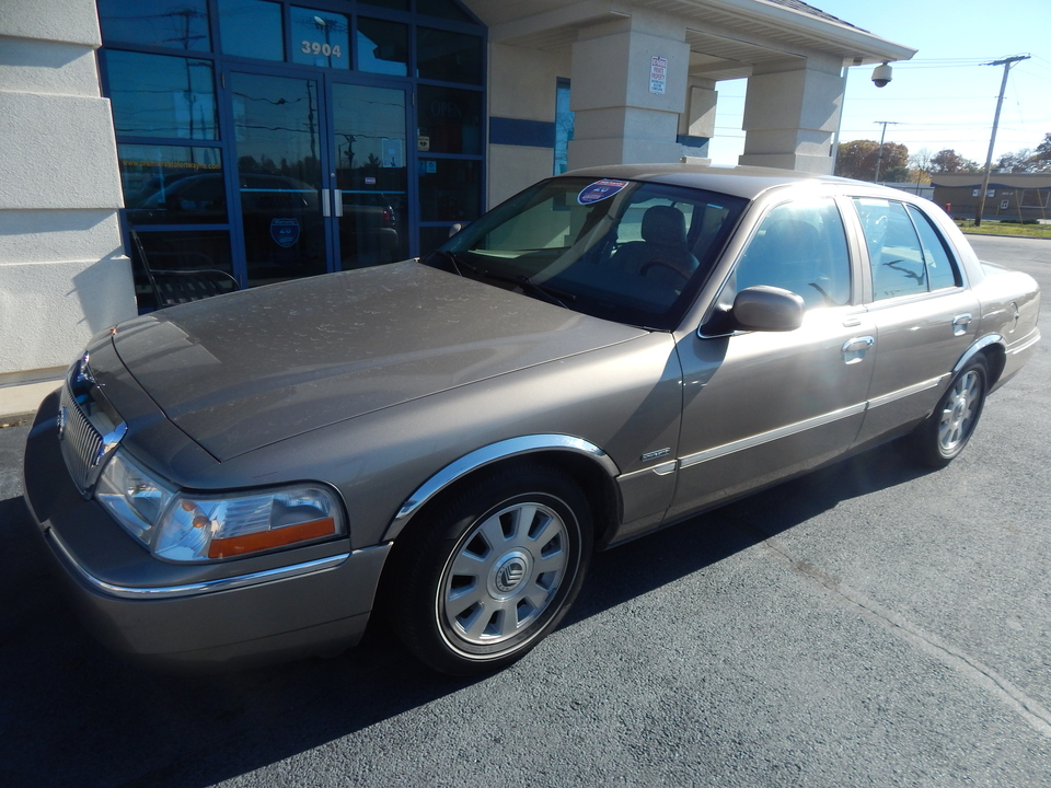 2004 Mercury Grand Marquis  - Premier Auto Group