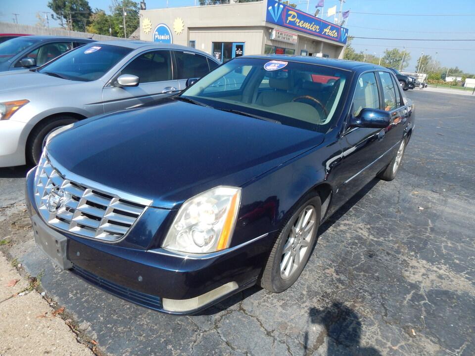 2006 Cadillac DTS w/1SE  - 165917  - Premier Auto Group